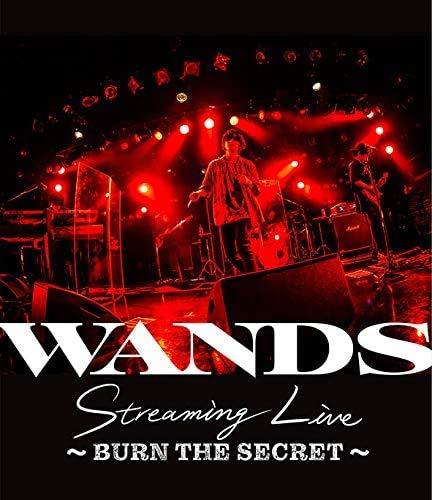 WANDS Streaming Live ~BURN THE SECRET~ [Blu-ray]