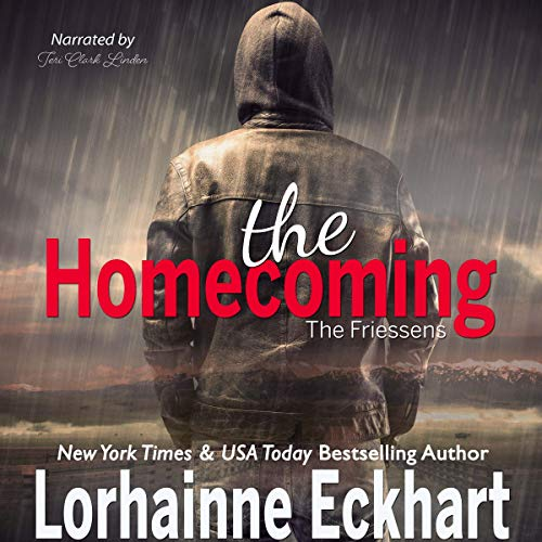 The Homecoming Audiobook By Lorhainne Eckhart cover art