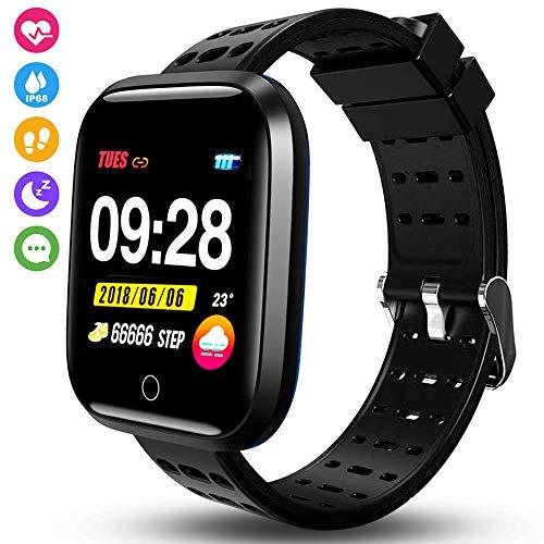 kissral Smartwatch, 💰 21,59€ anziché 35,99€ ✂️ Codice sconto: 4RO7IKQZ