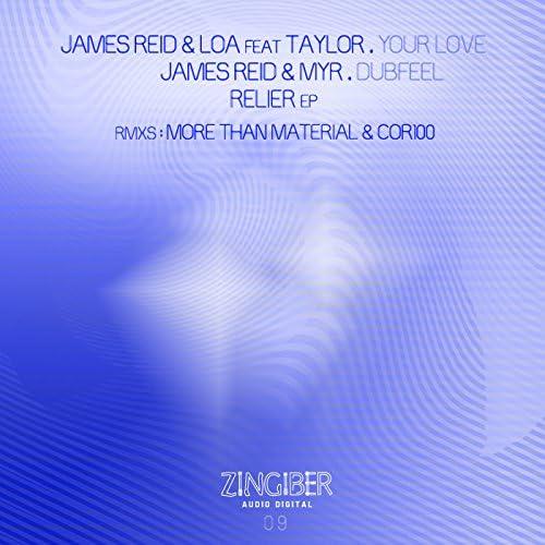 James Reid Official, L.O.A (UK) & MYR (UK)