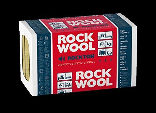 Rockwool Rockton Akustik Sound Isolierung 7.32sqm 12Slab