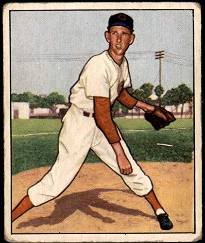 1950 Bowman # 63 Ewell Blackwell Cincinnati Reds (Baseball Card) GD+ Reds