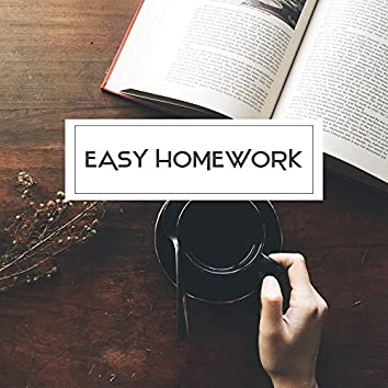 Easy Homework – Music for Study, Clear Mind, Easy Work, Good Memory, Mozart, Beethoven, Bach