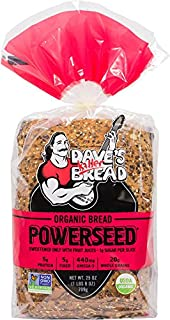 Dave's Killer Bread Powerseed, Organic, 25 oz
