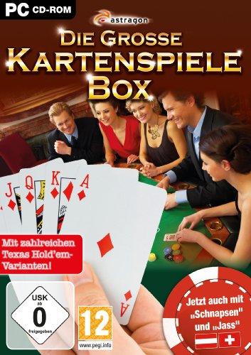Die grosse Kartenspiele-Box