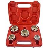 outil pour retirer les douilles de Filtre à huile/outil de démontage/ type de 24mm–38mm Lot de 5 pièces AN136