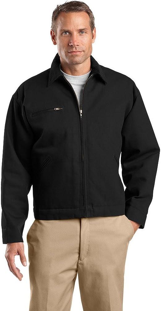 Cornerstone Mens Tall Duck Cloth Work Jacket