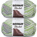 Bernat Blanket, 2x300g, Lilac Leaf
