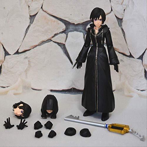 QWYU Xion PVC Action Figure Toy Movie Game Anime Kingdom Hearts