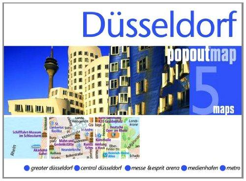 PopOut Map Düsseldorf