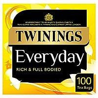 [Twinings] トワイニング日常100ティーバッグ290グラム - Twinings Everyday 100 Tea Bags 290G [並行輸入品]