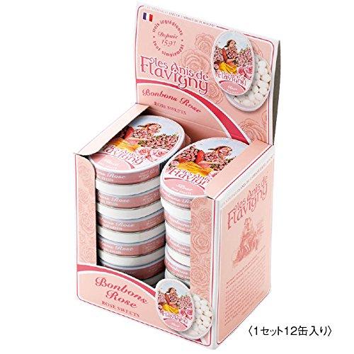 フランス 土産 アニス・ド・フラヴィニー キャンディー 12缶セット (海外旅行 フランス お土産)