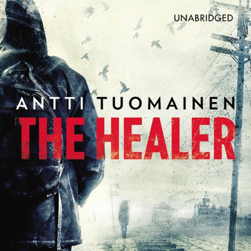 The Healer audiobook cover art