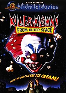 Killer Klowns From Outer Space 11 x 17 Movie Poster - Style C