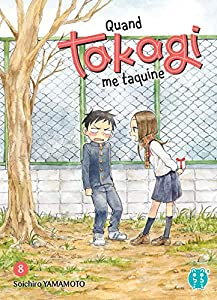 Quand Takagi me Taquine Edition simple Tome 8