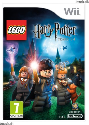 Lego Harry Potter: Years 1-4 (Wii) [Edizione: Regno Unito]