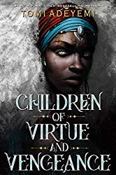 Cover of Children of Virtue and Vengeance