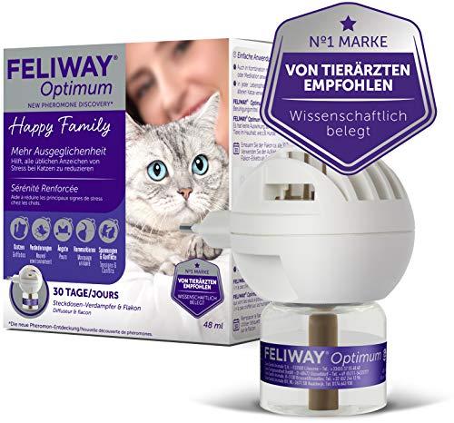 Feliway Optimum Starter Set da 48 ml (etichetta in lingua italiana non garantita)
