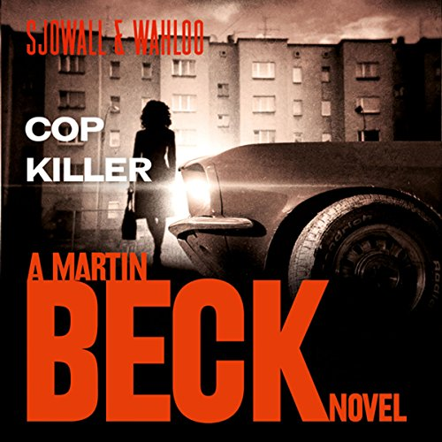 Cop Killer audiobook cover art