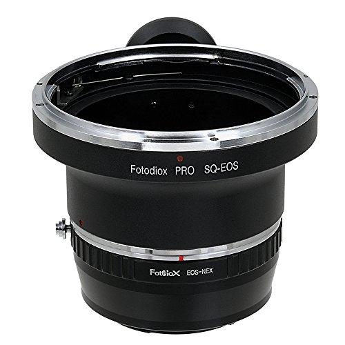 Fotodiox Pro Adaptores de Objetivo, Lentes Bronica SQ (SQ-A, SQ-Am, SQ-Ai, SQ-B)...