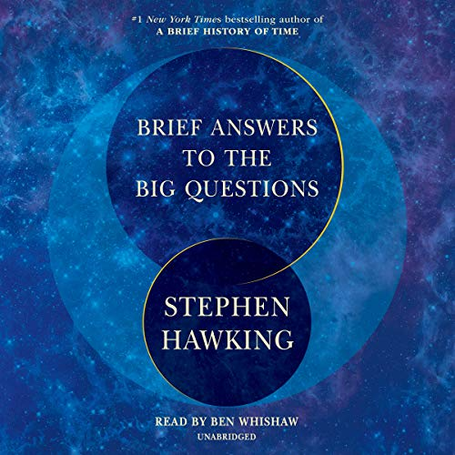 Brief Answers to the Big Questions audiobook cover art