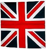 Photo de bandana drapeau angleterre uk londres punk rock 55x55cm par