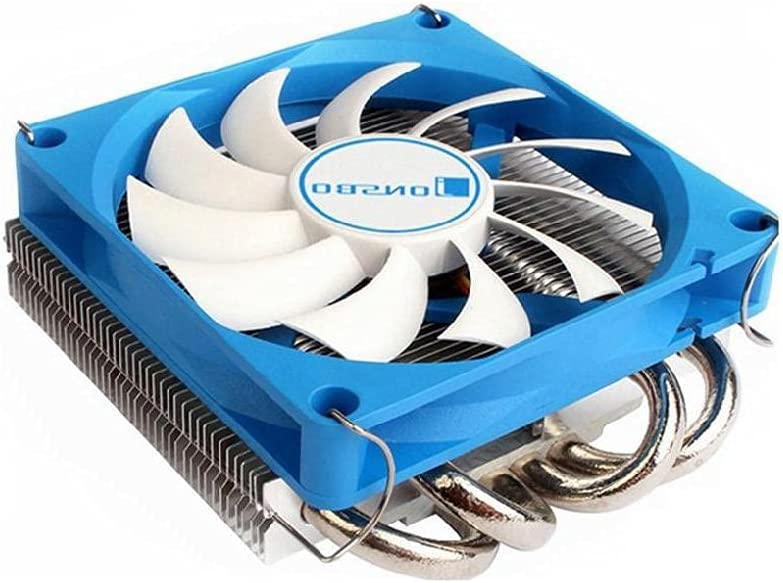 Milue 103 MM SALENEW very popular Case Fan Pressure Optimized Min Max 83% OFF Static for