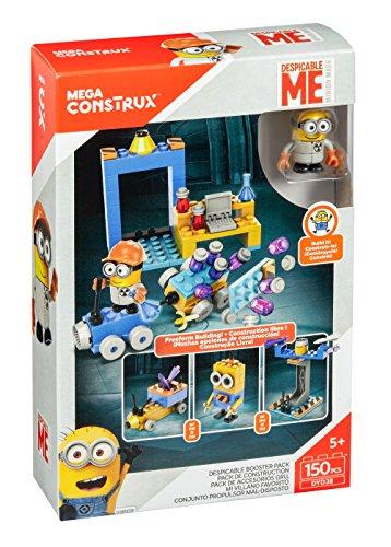 Mega Mattel Bloks DYD38 - Construx Ich - einfach unverbesserlich Bauset, Baukästen