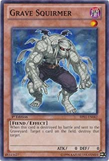 Yu-Gi-Oh! - Grave Squirmer (BP01-EN062) - Battle Pack: Epic Dawn - 1st Edition - Common