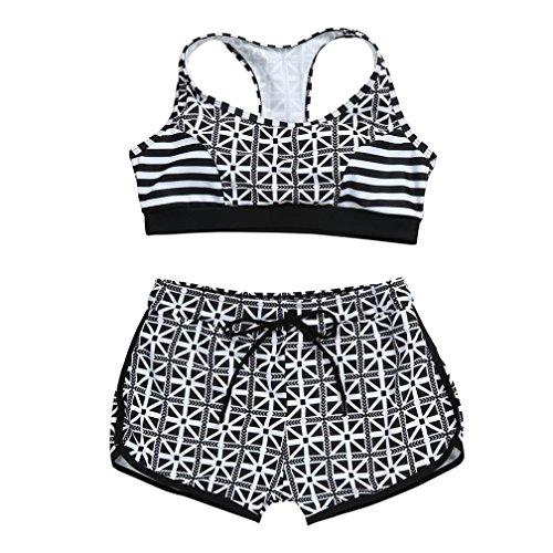 Hot Summer GreatestPAK Beautiful Push Up Gepolsterter Badeanzug Frauen Mädchen Dame Kostüm Bademode Bikini Set