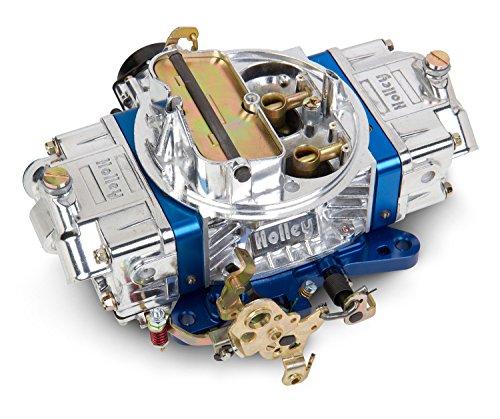 Holley 0-76650BL 650 CFM Ultra Double Pumper Four Barrel Street/Strip Carburetor