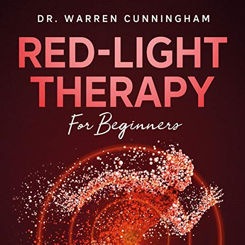 『Red-Light Therapy for Beginners』のカバーアート