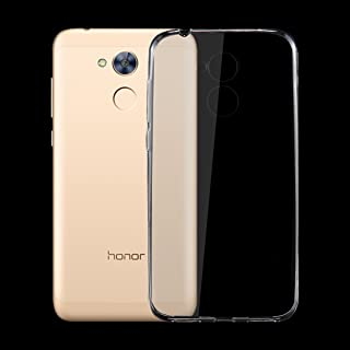 Protective For Huawei Honor 6A 0.75mm TPU Transparent Case Back Cover Shell (Size : Mec7790t)