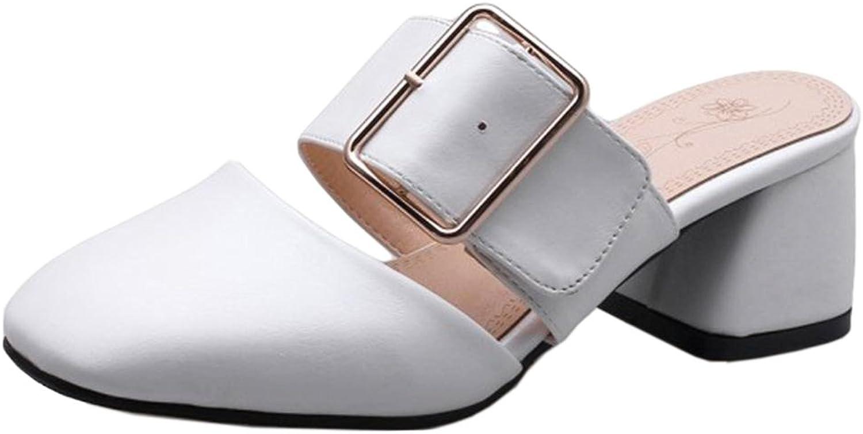CarziCuzin Women Slip On Mules shoes