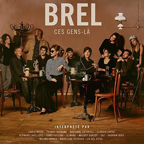 Brel - Ces Gens-Là [Vinilo]