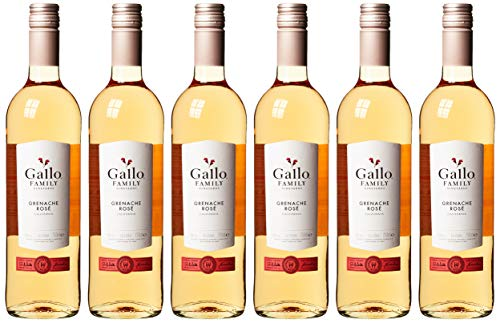 Gallo Family Vineyards Grenache Rose Ernest und Julio  Lieblich (6 x 0.75 l)