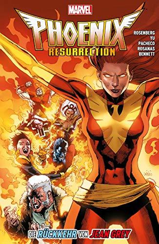 Phoenix Resurrection: Die Rückkehr von Jean Grey