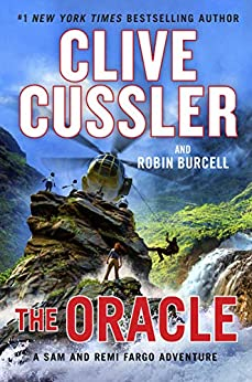 The Oracle (A Sam and Remi Fargo Adventure Book 11) by [Clive Cussler, Robin Burcell]