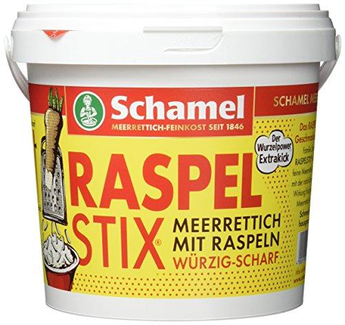 Schamel Meerrettich Raspelstix, 2 kg