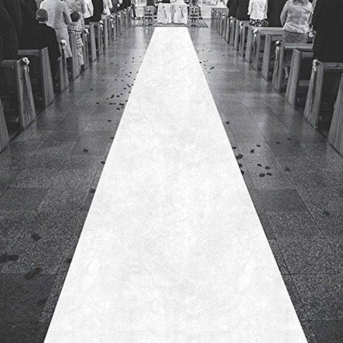 Générique Tapis Blanc de 15m