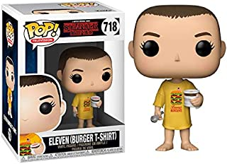 pop Television: Stranger Things - Eleven in Burger Tee 35057