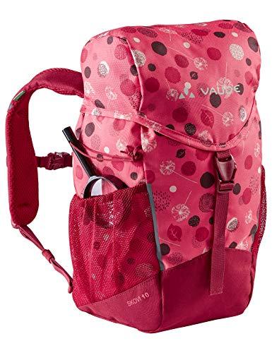 VAUDE 15478 Skovi 10 Rucksäcke10-14L, Bright pink/Cranberry, Einheitsgröße