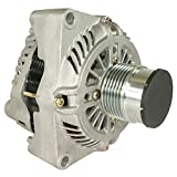 DB Electrical HO-11097-180 New Alternator Compatible with/Replacement for Pontiac GTO 6.0L 6.0 05 06 2005 2006 High Output 180 Amp Alternator 92211821 A3TG1581