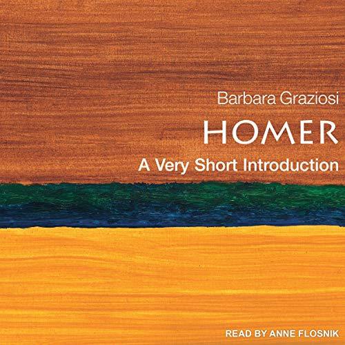 Couverture de Homer