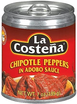 La Chipotle Peppers 7 OZ (Pack of 3)
