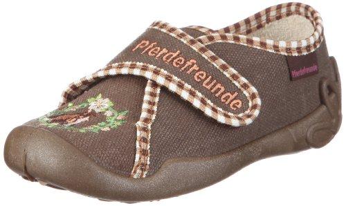 Pferdefreunde Tina 230122 - Zapatillas de casa para niña, Color...
