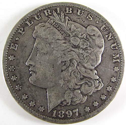 1897 O Morgan Silver Dollar $1 Very Fine