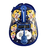 SPEED BIRD Solar Cap Fan for Kids (Blue)