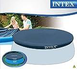 Intex 58939 Abdeckplane Easy-Set-Pool 244 cm