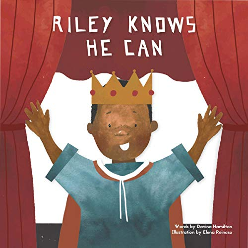 Riley Knows He Can audiobook cover art